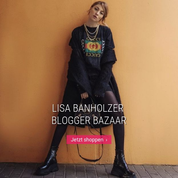 Lisa Banholzer  Blogger Bazaar