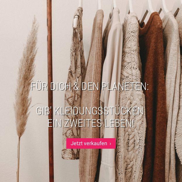 Für Dich & den Planeten:   Gib' Kleidungsstücken  ein zweites Leben!