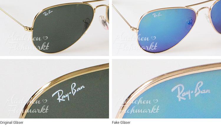 gefälschte ray ban sonnenbrillen erkennen